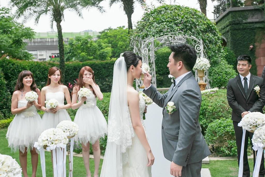 開文&美倫 浪漫婚禮 (34)