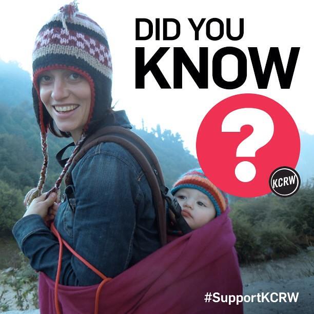 DID YOU KNOW that Lea Thau, producer of KCRW's storytellin… | Flickr
