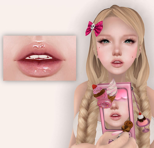 mesh lips by ⓢⓤⓖⓐⓡⓟⓛⓤⓜ™