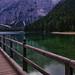 Pragser Wildsee by Anna Pagnacco