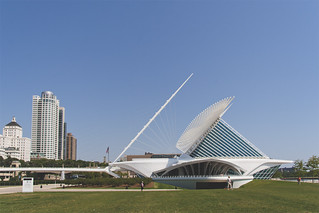 Milwaukee, WI - Milwaukee Art Museum