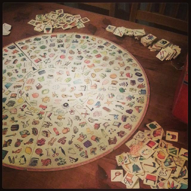 Se soir on a jouer au linx avec les enfants ^^ #blog #lelinx #blogueuse #ourlittlefamily #france