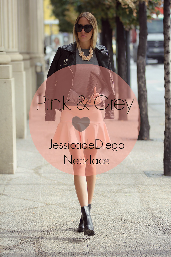 style lover pink skirt XIV