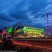 Berliner Funkturm | Illumination | FESTIVAL OF LIGHTS 2013