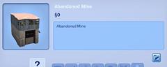 Abondoned Mine