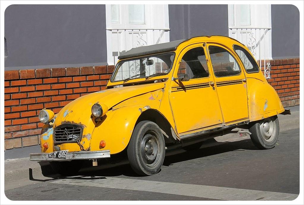 vintage car salta