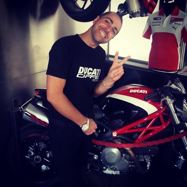 Ducati Merchandise Roma