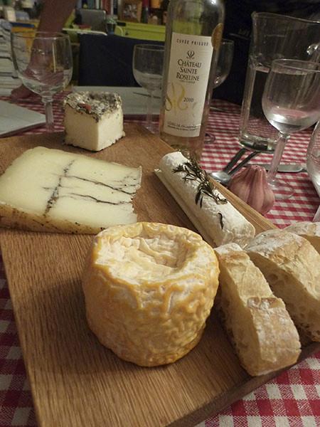 fromages de rachel