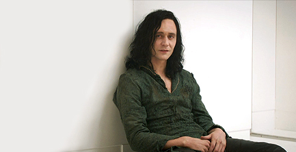 Thor 2 The Dark World Loki Long Hair Sad Tom Hiddleston