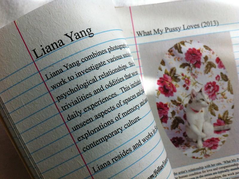 Artitute - Art Booklet 01 - Liana Yang