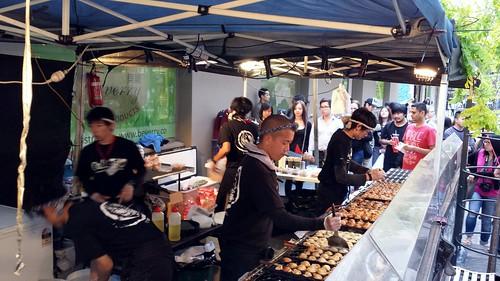 Chinatown Night Market: Takoyaki