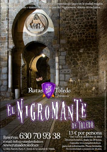 El Nigromante de Toledo