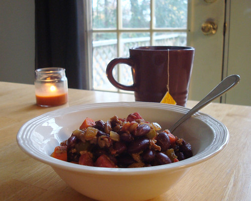 The Most Satisfying Vegetarian Chili I've Ever Had