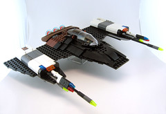 Z-wing In Profile