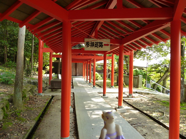 Photo:Mienshao in Otsu, Shiga 12 (Oumi Jingu Shrine) By Kasadera