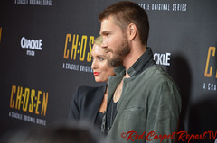 Nicky Whelan & Chad Michael Murray - DSC_0049