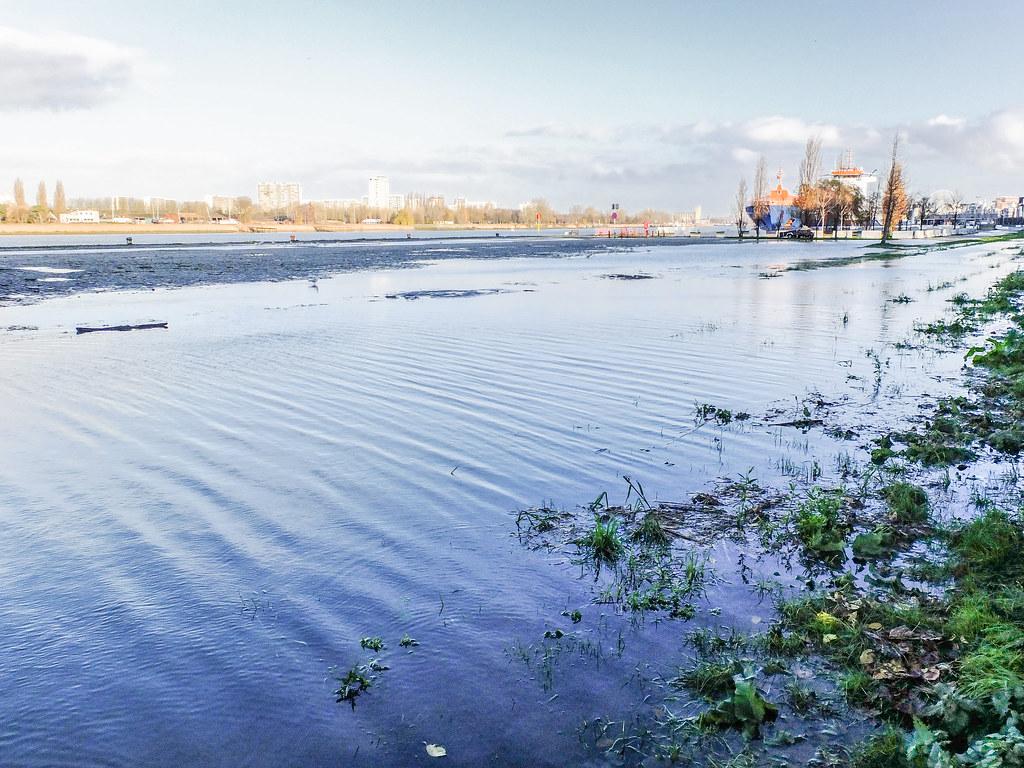 Kaaimuren Antwerpen gesloten