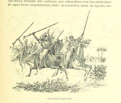 """British Library digitised image from page 367 of """"Por todo Marruecos. Descripción completisima del imperio ... Ilustrado, etc"""""""
