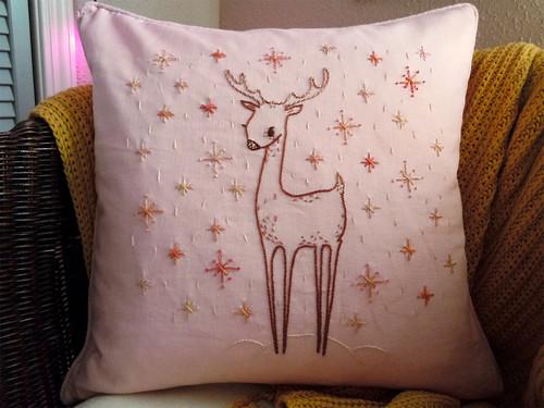 stitchy reindeer
