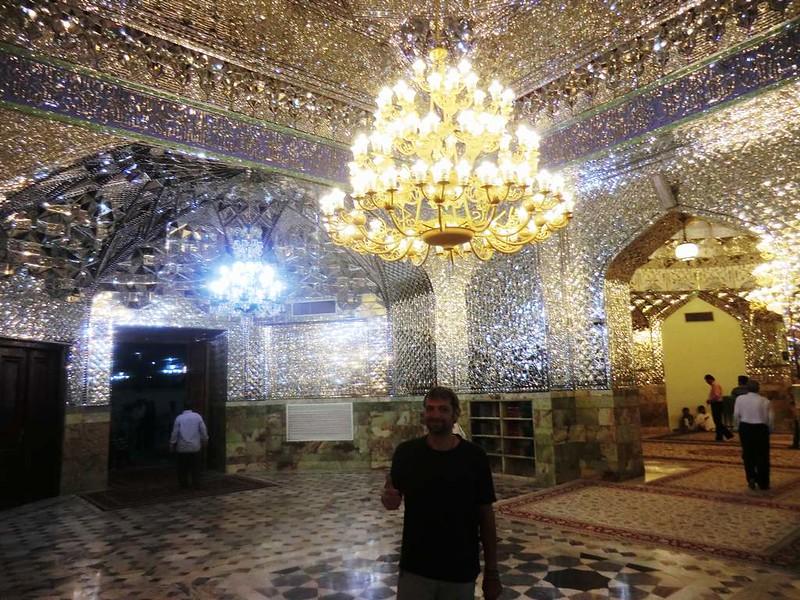 158 Interior de la mezquita de Iman Reza en Masshad. Foto de Majid Kharinkani (13)