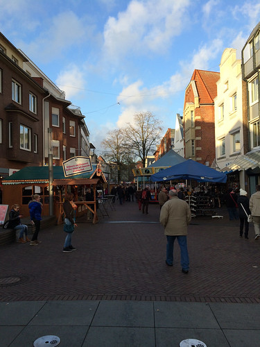 Christmas Market in Nordhorn (Germany)