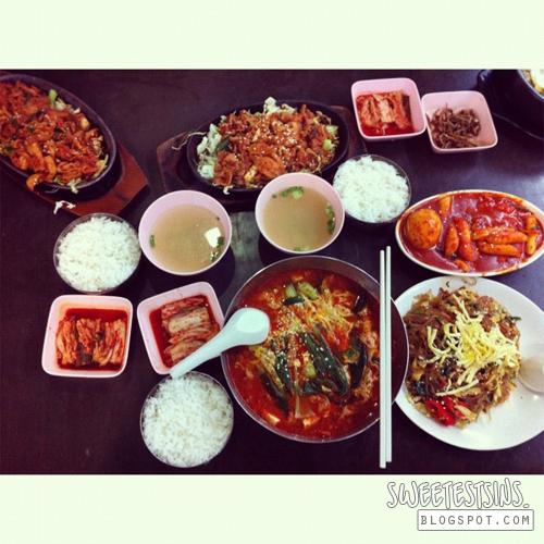 kim dae mun korean cuisine