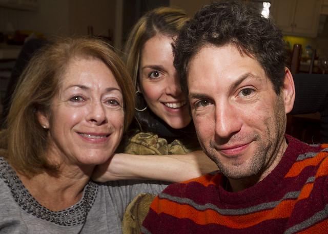 Mom, Kari and Seflie