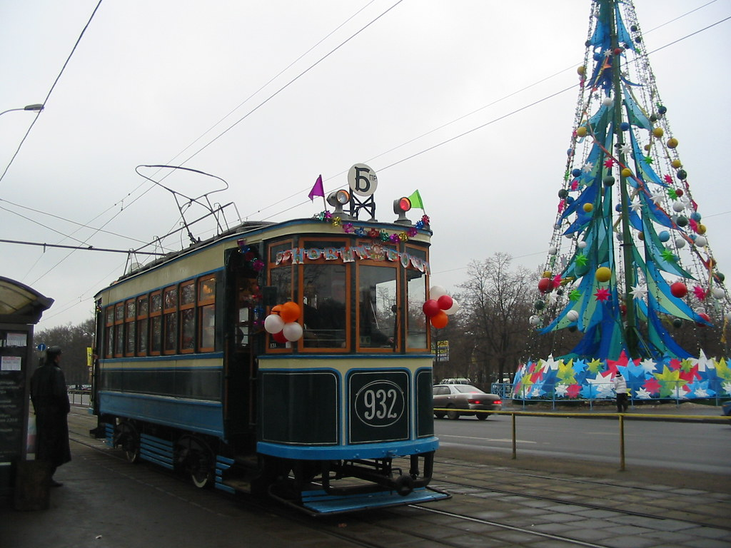moscow tram BF 932 _20031231_018
