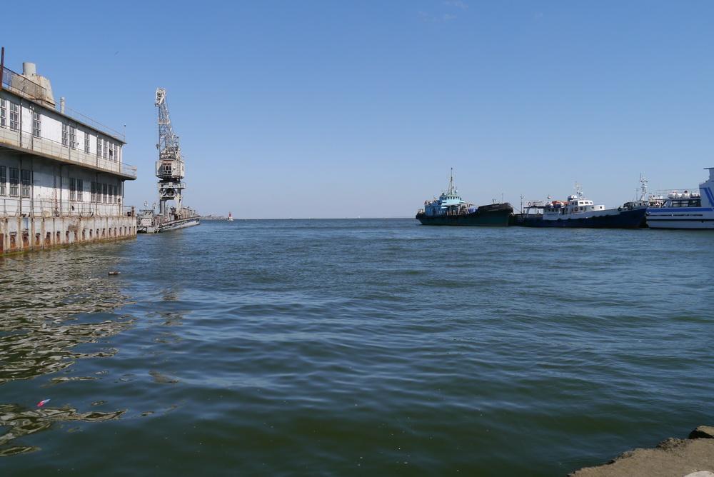 Берегом морів 1. У пошуках моря у Керч