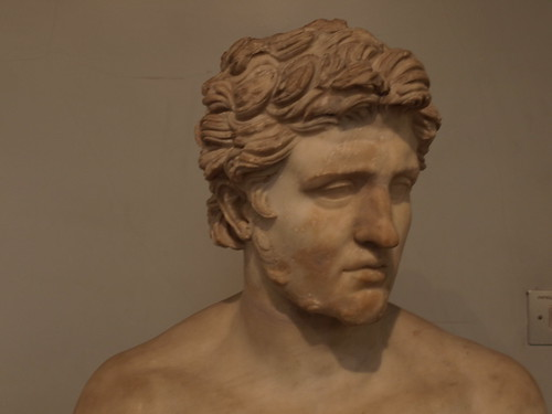 Unidentified Hellenistic ruler