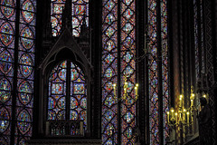 Sainte chapelle  Paris,France