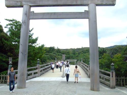 内宮・宇治橋1