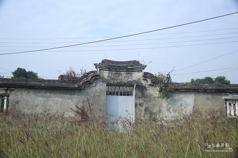 台南私藏景點--劉家古厝 (20)
