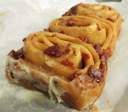 Bacon Schnecken