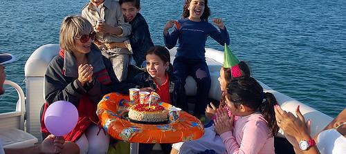 Birthday Parties Ria Formosa Algarve