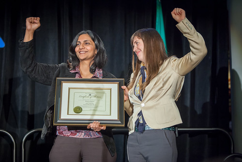 Kshama Sawant sworn in as City Councilmember