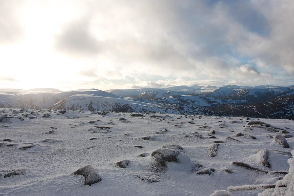 Across the Grampian Hills