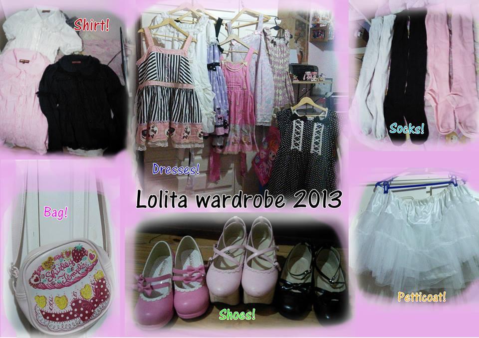 samantha's closet