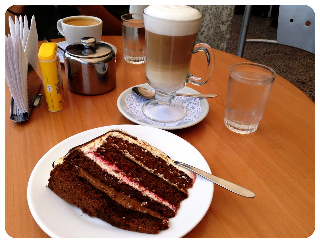 iquique coffee and kuchen