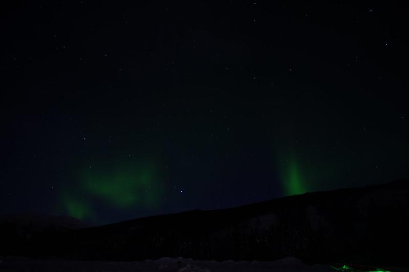阿拉斯加~幸福的極光~
