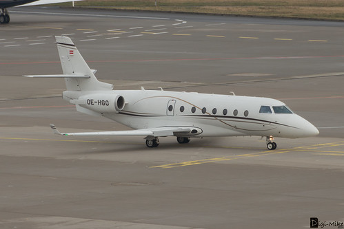 OE-HGO - Gulfstream Aerospace G200 - Private