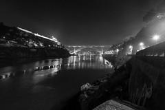 Rio Douro e Ponte de D. Luiz I
