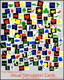 Visual Stimulation Cards Free Download