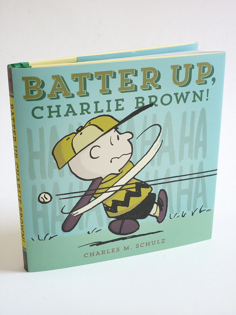 Batter Up, Charlie Brown! cover photo