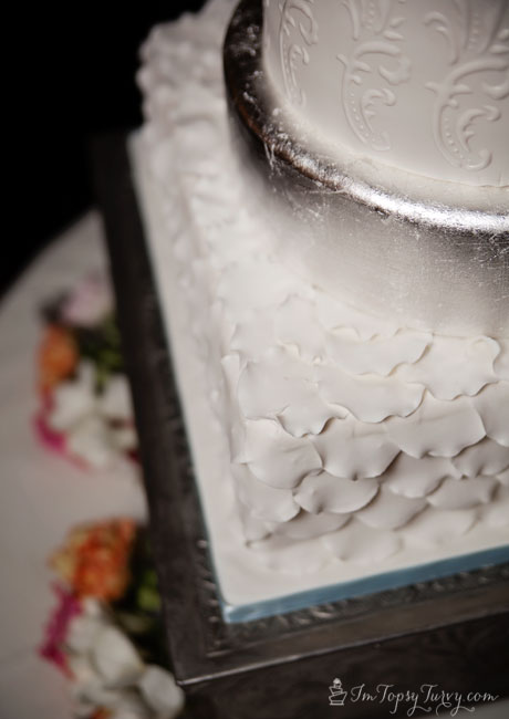 ruffled-petals-fondant-wedding-cakes
