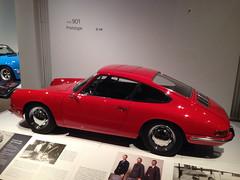 1963 Porsche Type 901 Prototype