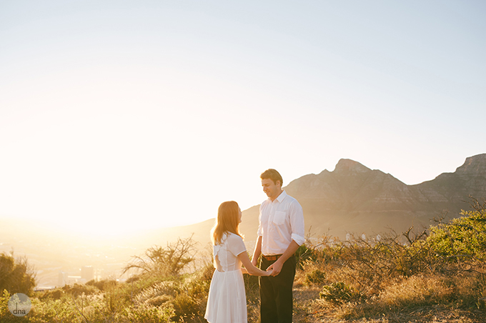 Jen and Francois couple shoot Signal Hill & Pipe track Cape Town South Africa shot by dna photographers 135