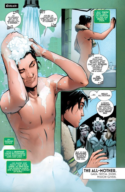 Loki - Agent of Asgard 001-004