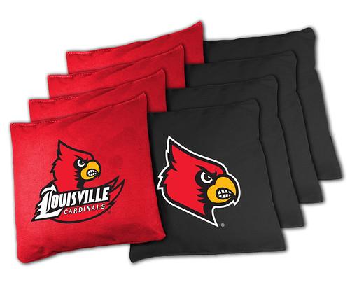 Louisville Cardinals Cornhole Bags