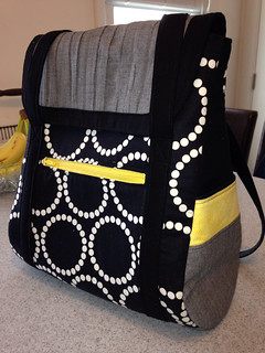 Petrillo Bag - Pattern by Sew Sweetness